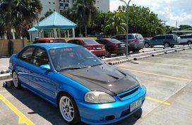 Sell 2nd Hand 1999 Honda Civic at 90000 km in Pasig