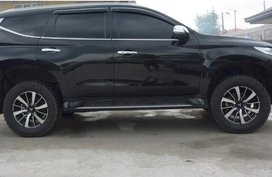 Mitsubishi Montero Sport 2017 Automatic Diesel for sale in San Fernando
