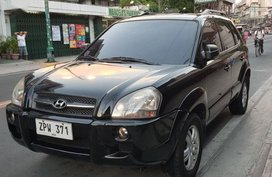 Selling 2nd Hand Hyundai Tucson 2008 in Makati