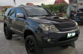 Selling Toyota Fortuner 2006 Automatic Diesel in Manila
