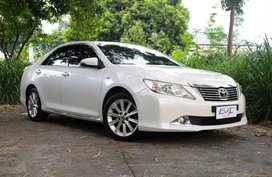 Sell Used 2012 Toyota Camry in Quezon City