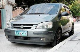 Selling Used Hyundai Getz 2006 in Makati
