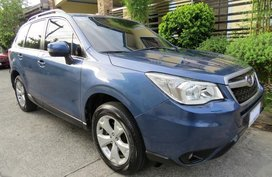 Sell 2nd Hand 2014 Subaru Forester Automatic Gasoline in Pasig