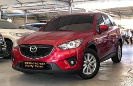 Selling 2nd Hand Mazda Cx-5 2014 Automatic Gasoline in Makati