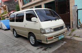Toyota Hiace 2005 Van Automatic Diesel for sale in Cabuyao