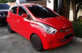 Selling 2nd Hand Hyundai Eon 2014 in Quezon City