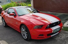 Selling Ford Mustang 2013 Automatic Gasoline in Quezon City