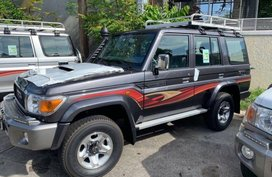Toyota Land Cruiser Manual Diesel for sale in Quezon City