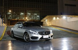 Sell Used 2015 Mercedes-Benz C200 at 40000 km in Quezon City