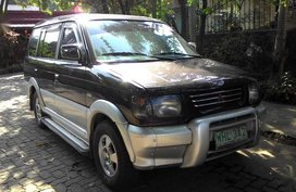 Sell 2nd Hand 1999 Mitsubishi Adventure at 120000 km in Taytay