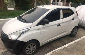 Hyundai Eon 2014 Manual Gasoline for sale in Pasig