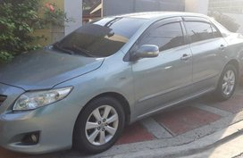 Sell 2nd Hand 2008 Toyota Altis at 100000 km in Quezon City