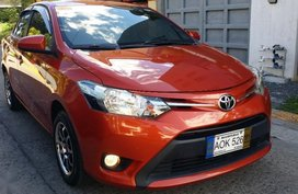 2nd Hand Toyota Vios 2017 for sale in Quezon City