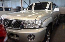 Selling Silver Nissan Patrol 2014 in Manila