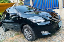 Selling Black Toyota Vios 2013 in Isabela
