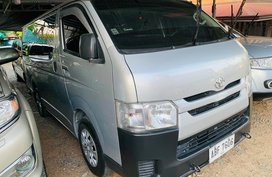 2016 Toyota Hiace Manual Diesel for sale in Isabela