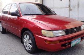 Selling 2nd Hand 1997 Toyota Corolla Manual