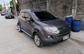 Selling Ford Ecosport 2014 Automatic Gasoline at 70000 km in