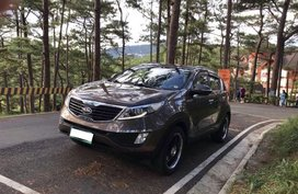 Selling Kia Sportage 2012 Automatic Gasoline in Baguio