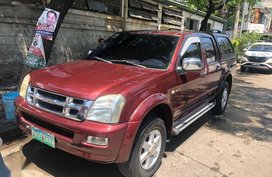 Selling 2nd Hand Isuzu D-Max 2005 in Manila