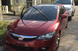 Selling Honda Civic 2010 Automatic Gasoline in Silang