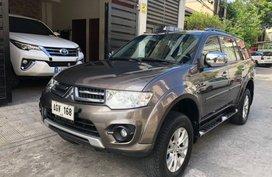 Selling Mitsubishi Montero 2014 in Taguig