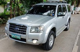 Selling 2nd Hand Ford Everest 2007 in Tagaytay
