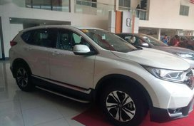 Selling Brand New Honda Cr-V 2018 in Pasig