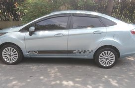 Selling Ford Fiesta 2011 Sedan Automatic Gasoline in Taguig