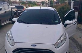 Ford Fiesta 2014 Automatic Gasoline for sale in Davao City