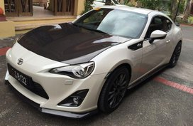 Selling Toyota 86 2013 Automatic Gasoline in Pasig