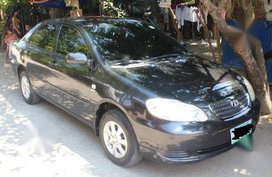Selling 2nd Hand Toyota Altis 2005 Manual Gasoline at 130000 km in Cebu City