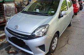 Toyota Wigo 2017 Manual Gasoline for sale in Pasig