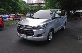 Sell 2nd Hand 2017 Toyota Innova Manual Diesel in Mandaluyong