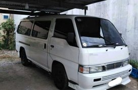 Selling Nissan Urvan 2009 Manual Diesel in Calamba