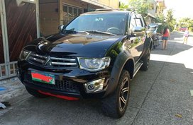 Selling 2nd Hand Mitsubishi Strada in Trece Martires