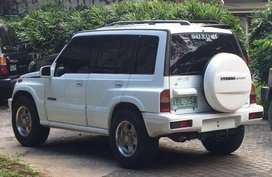 Suzuki Vitara 2002 Automatic Gasoline for sale in Makati