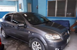 Sell 2nd Hand 2007 Chevrolet Aveo Automatic Gasoline at 90000 km in Tarlac City