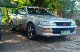 Selling Used Toyota Corolla 1997 in Meycauayan