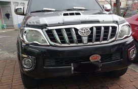 2nd Hand Toyota Hilux 2010 for sale in Baguio