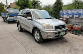 Sell 2nd Hand 2001 Toyota Rav4 Manual Gasoline at 80000 km in Valenzuela