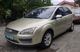 Sell 2nd Hand 2007 Ford Focus Sedan Manual Gasoline in Calamba
