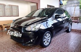 Selling Mitsubishi Mirage 2013 Hatchback Manual Gasoline in Mexico