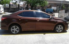 Sell 2nd Hand 2014 Toyota Altis in Makati