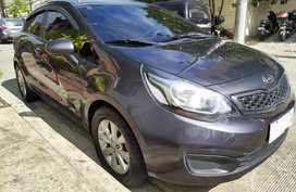 Kia Rio 2012 Automatic Gasoline for sale in Quezon City
