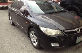 Selling Honda Civic 2008 at 90000 km in Manila