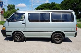 Selling 2nd Hand Toyota Hiace 1995 in Manila