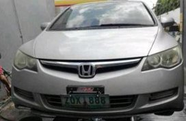 Honda Civic 2007 Manual Gasoline for sale in Marikina