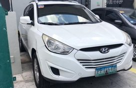 Selling Hyundai Tucson 2010 Automatic Gasoline in Pasig