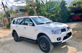 Mitsubishi Montero 2011 Automatic Diesel for sale in San Isidro